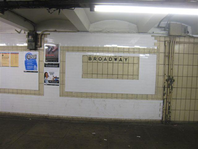 (41k, 640x480)<br><b>Country:</b> United States<br><b>City:</b> New York<br><b>System:</b> New York City Transit<br><b>Line:</b> IRT West Side Line<br><b>Location:</b> 96th Street <br><b>Photo by:</b> David Blair<br><b>Date:</b> 2/21/2010<br><b>Notes:</b> Station renovation.<br><b>Viewed (this week/total):</b> 0 / 1057