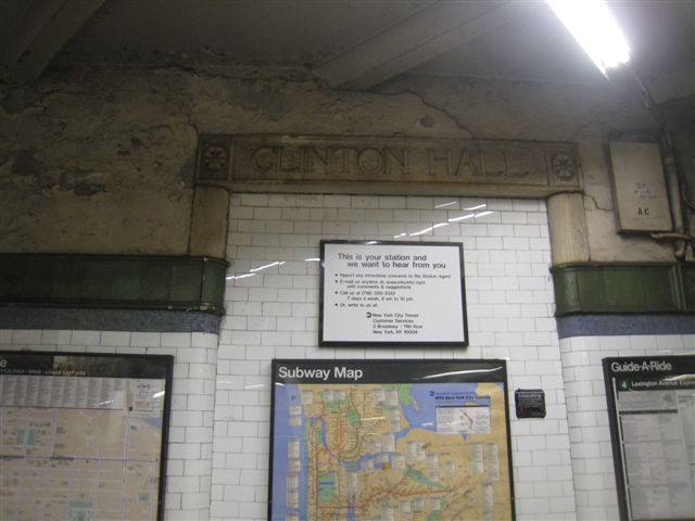 (46k, 640x480)<br><b>Country:</b> United States<br><b>City:</b> New York<br><b>System:</b> New York City Transit<br><b>Line:</b> IRT East Side Line<br><b>Location:</b> Astor Place <br><b>Photo by:</b> David Blair<br><b>Date:</b> 2/21/2010<br><b>Notes:</b> Downtown side.<br><b>Viewed (this week/total):</b> 0 / 875