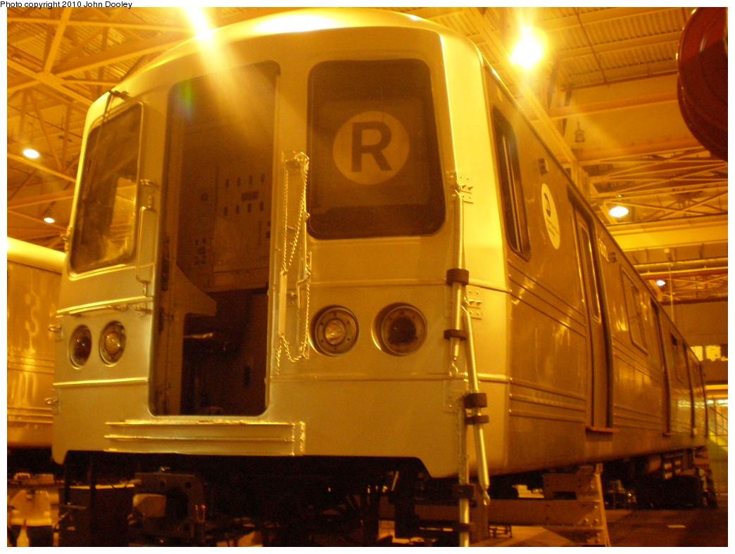 (227k, 1044x788)<br><b>Country:</b> United States<br><b>City:</b> New York<br><b>System:</b> New York City Transit<br><b>Location:</b> Coney Island Shop/Overhaul & Repair Shop<br><b>Car:</b> R-46 (Pullman-Standard, 1974-75) 6012 <br><b>Photo by:</b> John Dooley<br><b>Date:</b> 3/14/2010<br><b>Viewed (this week/total):</b> 0 / 593