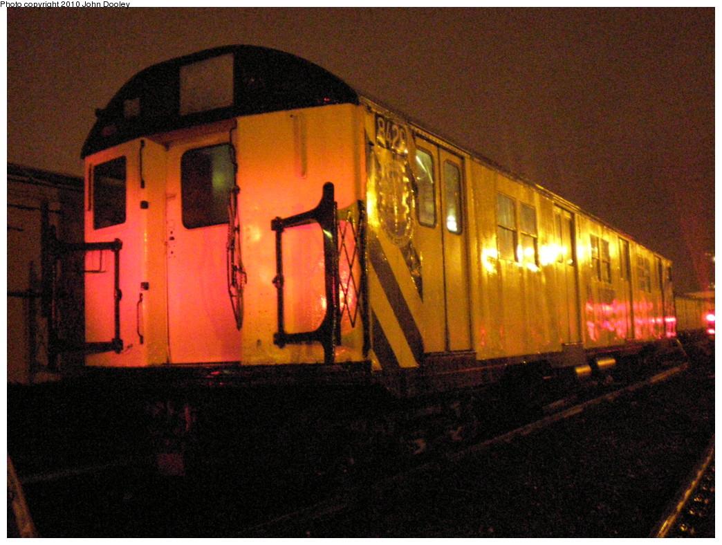 (260k, 1044x788)<br><b>Country:</b> United States<br><b>City:</b> New York<br><b>System:</b> New York City Transit<br><b>Location:</b> Coney Island Yard<br><b>Car:</b> Rail Adhesion Train (R-30/R-33 Rebuilds) 8429 <br><b>Photo by:</b> John Dooley<br><b>Date:</b> 3/14/2010<br><b>Viewed (this week/total):</b> 0 / 1290