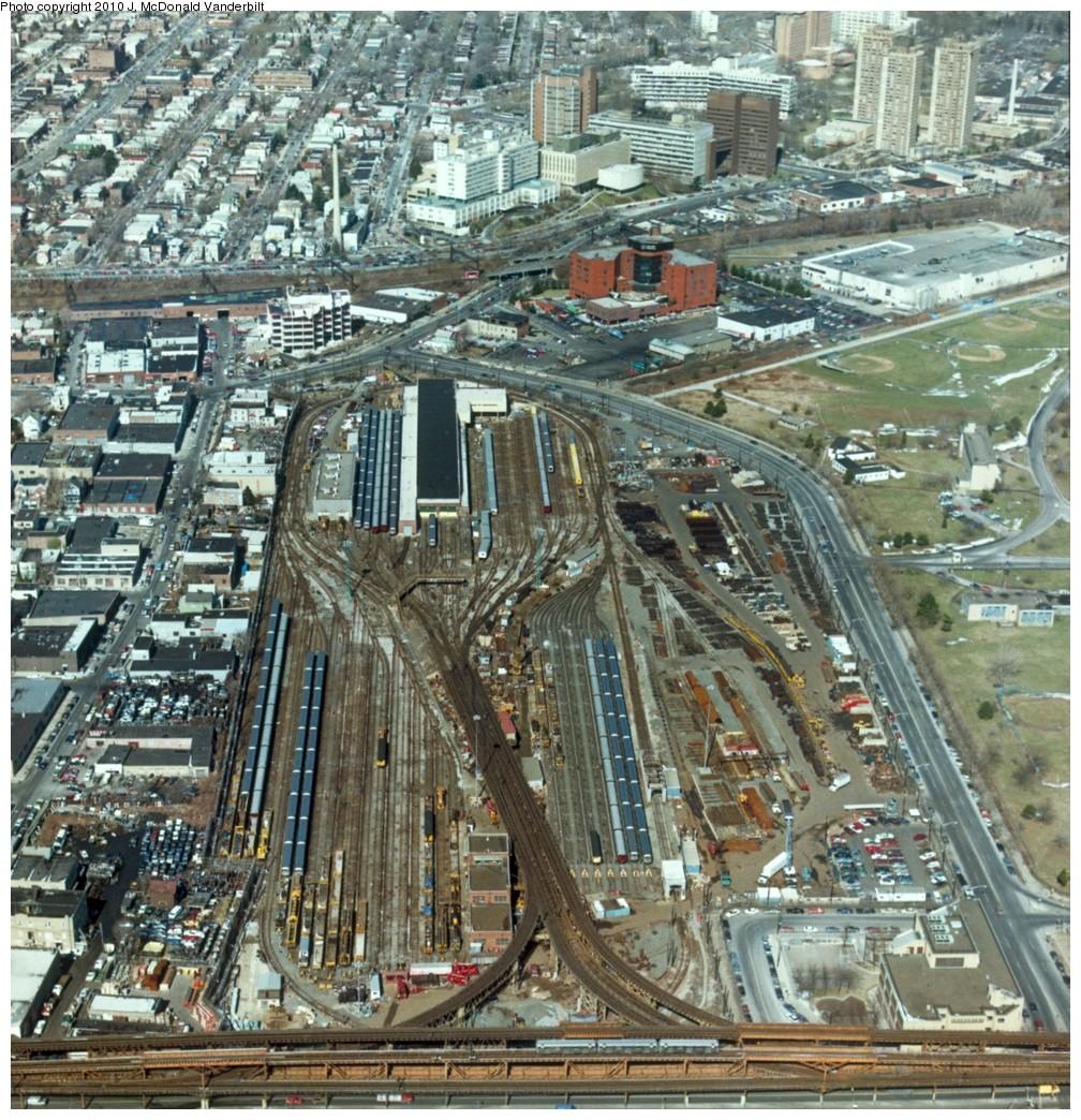 (377k, 1008x1044)<br><b>Country:</b> United States<br><b>City:</b> New York<br><b>System:</b> New York City Transit<br><b>Location:</b> Westchester Yard<br><b>Photo by:</b> J. McDonald Vanderbilt<br><b>Viewed (this week/total):</b> 0 / 1394