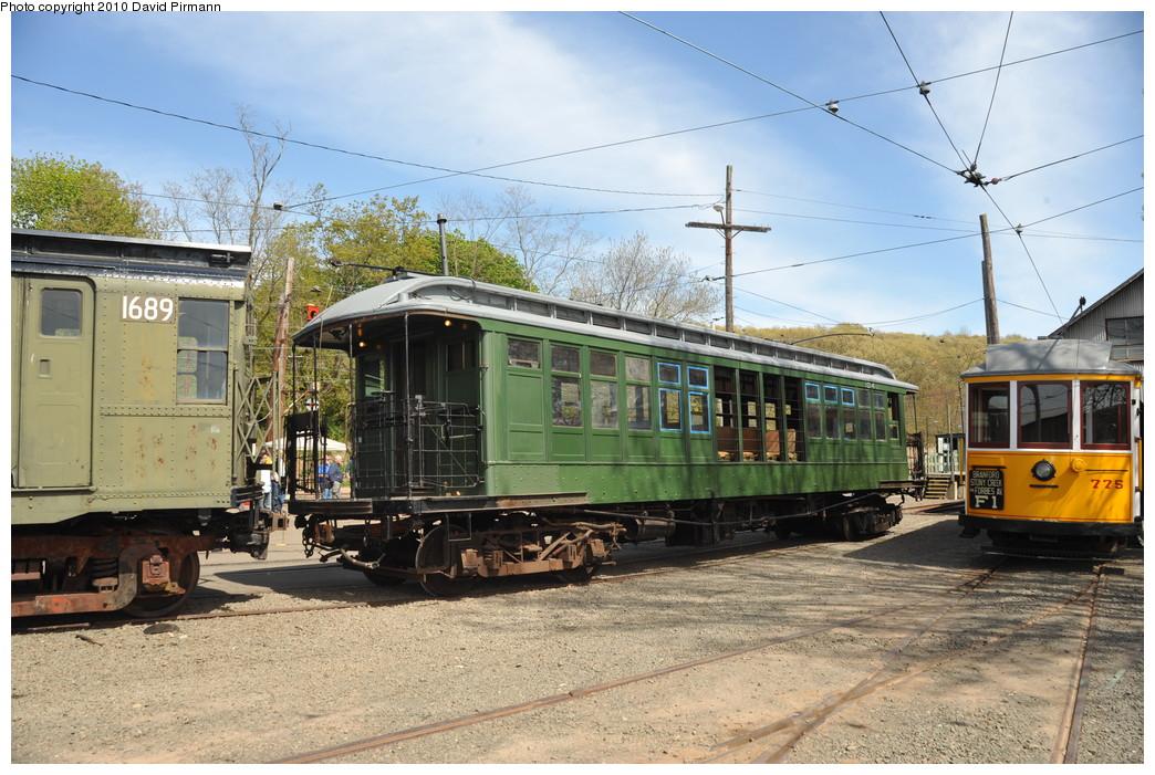(302k, 1044x701)<br><b>Country:</b> United States<br><b>City:</b> East Haven/Branford, Ct.<br><b>System:</b> Shore Line Trolley Museum<br><b>Car:</b> BMT Elevated Gate Car 1349 <br><b>Photo by:</b> David Pirmann<br><b>Date:</b> 4/24/2010<br><b>Viewed (this week/total):</b> 1 / 2661