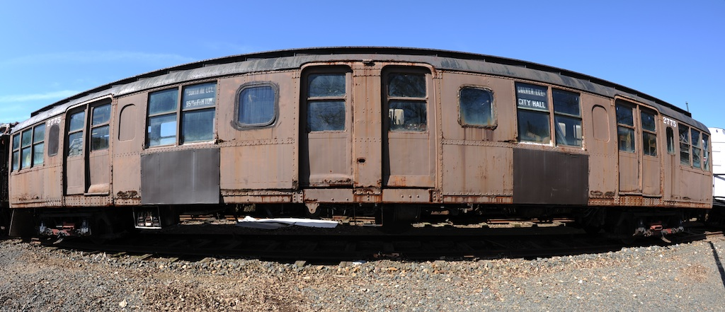 (191k, 1024x441)<br><b>Country:</b> United States<br><b>City:</b> East Haven/Branford, Ct.<br><b>System:</b> Shore Line Trolley Museum <br><b>Car:</b> BMT A/B-Type Standard 2775 <br><b>Photo by:</b> Richard Panse<br><b>Date:</b> 4/24/2010<br><b>Viewed (this week/total):</b> 5 / 2323