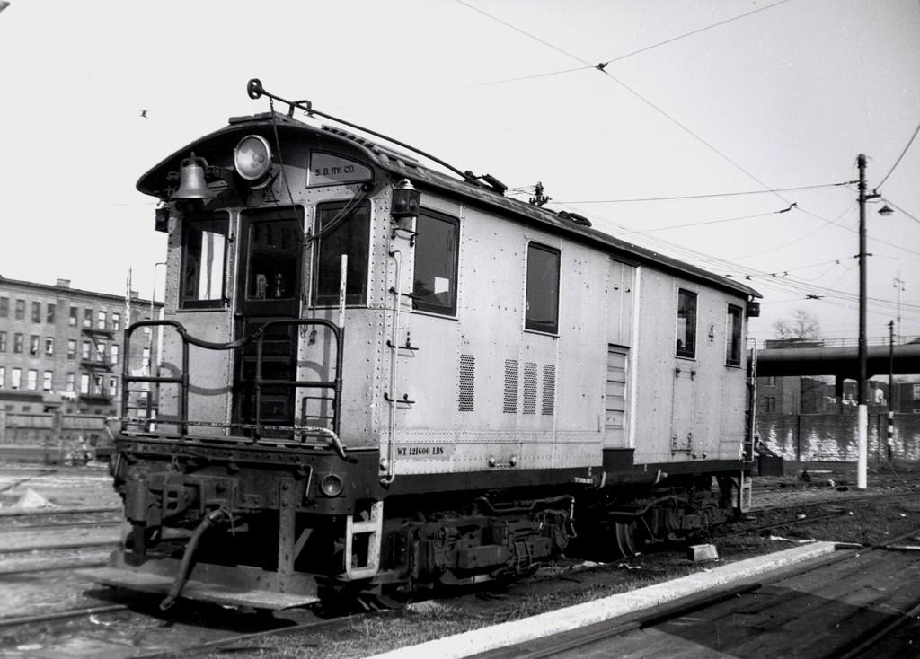 (168k, 1024x734)<br><b>Country:</b> United States<br><b>City:</b> New York<br><b>System:</b> New York City Transit<br><b>Location:</b> 36th Street Yard<br><b>Car:</b> Locomotive 4 <br><b>Collection of:</b> George Conrad Collection<br><b>Viewed (this week/total):</b> 0 / 669