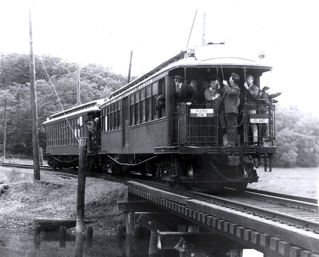 (228k, 1024x826)<br><b>Country:</b> United States<br><b>City:</b> East Haven/Branford, Ct.<br><b>System:</b> Shore Line Trolley Museum <br><b>Car:</b> BMT Elevated Gate Car 659 <br><b>Collection of:</b> George Conrad Collection<br><b>Date:</b> 5/24/1969<br><b>Viewed (this week/total):</b> 4 / 1773