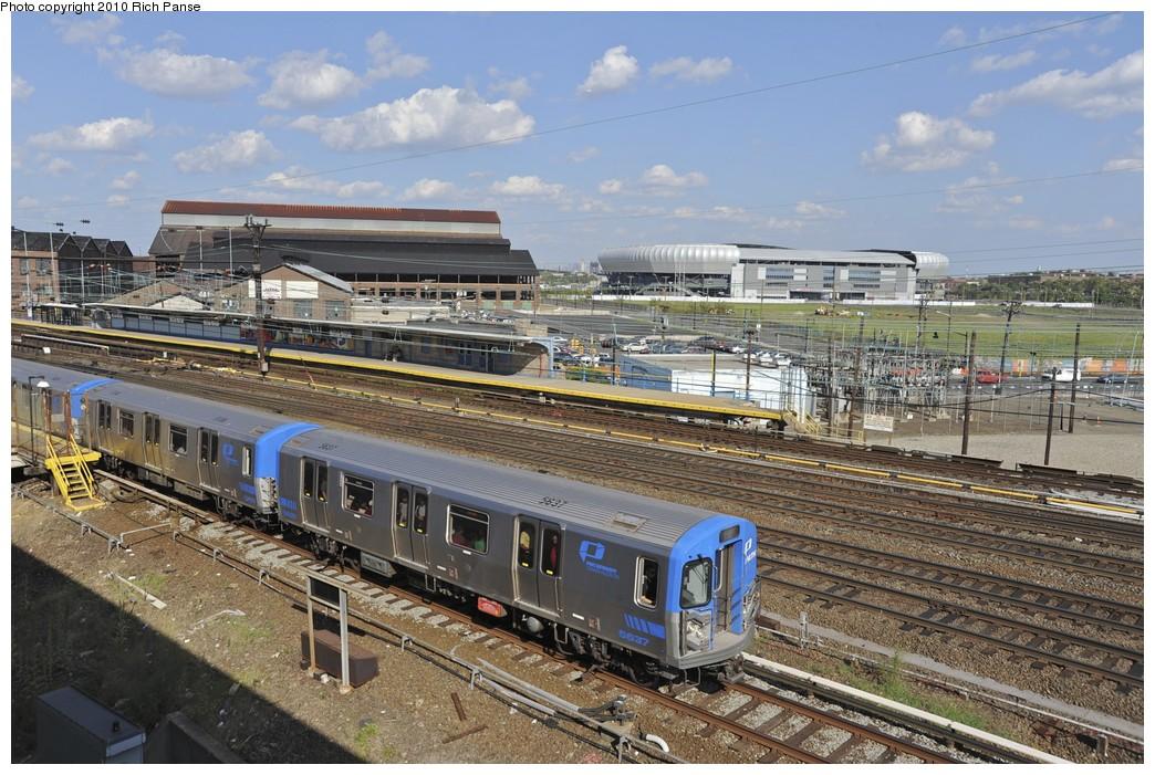 (240k, 1044x701)<br><b>Country:</b> United States<br><b>City:</b> Harrison, NJ<br><b>System:</b> PATH<br><b>Location:</b> Harrison <br><b>Car:</b> PATH PA-5 (Kawasaki, 2009-2011) 5637 <br><b>Photo by:</b> Richard Panse<br><b>Date:</b> 7/26/2010<br><b>Viewed (this week/total):</b> 0 / 934