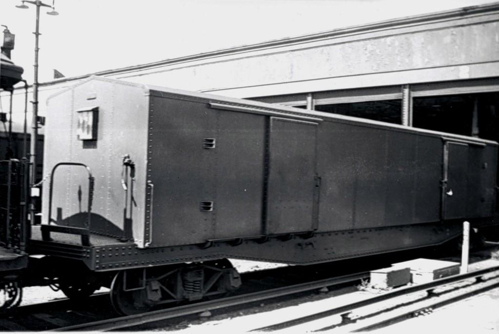 (123k, 1024x686)<br><b>Country:</b> United States<br><b>City:</b> New York<br><b>System:</b> New York City Transit<br><b>Location:</b> Coney Island Yard<br><b>Car:</b> Rubbish Collection Car (ACF, 1918)  5002 <br><b>Collection of:</b> George Conrad Collection<br><b>Viewed (this week/total):</b> 0 / 915