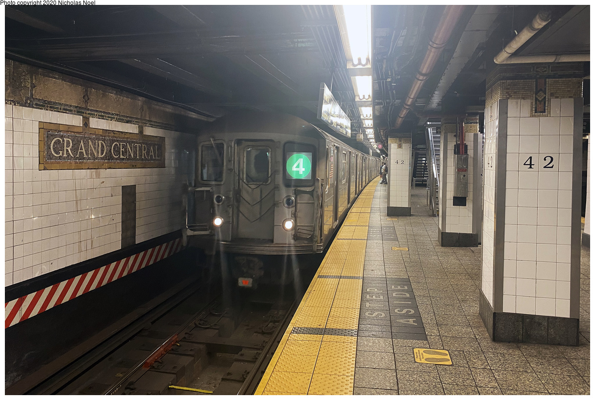 (192k, 1024x675)<br><b>Country:</b> United States<br><b>City:</b> New York<br><b>System:</b> New York City Transit<br><b>Line:</b> BMT Canarsie Line<br><b>Location:</b> East 105th Street (Grade Crossing) <br><b>Car:</b> BMT A/B-Type Standard  <br><b>Collection of:</b> George Conrad Collection<br><b>Date:</b> 7/4/1966<br><b>Viewed (this week/total):</b> 0 / 1752