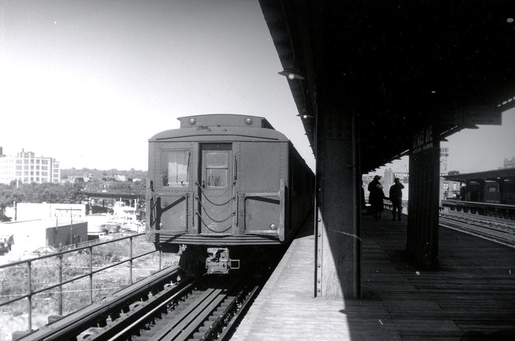 (143k, 1024x678)<br><b>Country:</b> United States<br><b>City:</b> New York<br><b>System:</b> New York City Transit<br><b>Line:</b> BMT Culver Line<br><b>Location:</b> Ditmas Avenue-Shuttle<br><b>Car:</b> BMT-SIRT  <br><b>Collection of:</b> George Conrad Collection<br><b>Viewed (this week/total):</b> 0 / 811