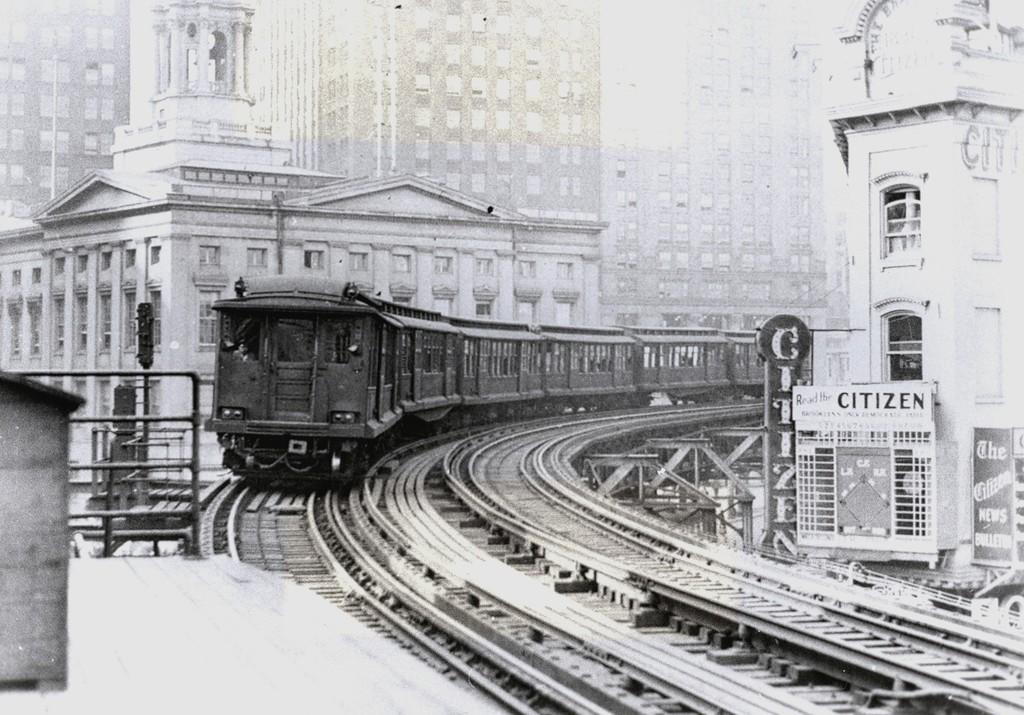 (208k, 1024x715)<br><b>Country:</b> United States<br><b>City:</b> New York<br><b>System:</b> New York City Transit<br><b>Line:</b> BMT Fulton<br><b>Location:</b> Court St./Myrtle Ave <br><b>Car:</b> BMT C  <br><b>Collection of:</b> George Conrad Collection<br><b>Date:</b> 1940<br><b>Viewed (this week/total):</b> 0 / 2460