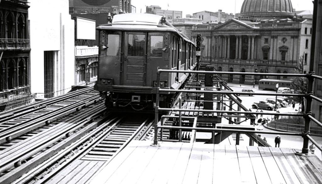 (174k, 1024x587)<br><b>Country:</b> United States<br><b>City:</b> New York<br><b>System:</b> New York City Transit<br><b>Line:</b> BMT Fulton<br><b>Location:</b> Court St./Myrtle Ave <br><b>Car:</b> BMT C  <br><b>Collection of:</b> George Conrad Collection<br><b>Date:</b> 1940<br><b>Viewed (this week/total):</b> 2 / 1670