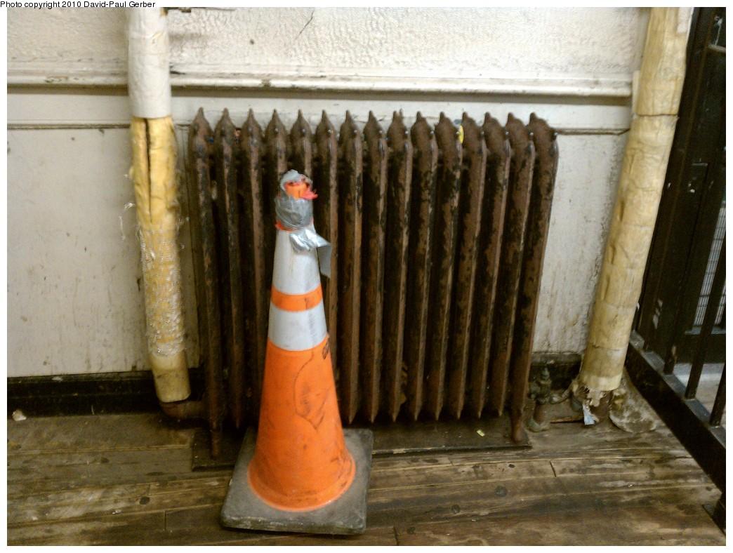 (246k, 1044x788)<br><b>Country:</b> United States<br><b>City:</b> New York<br><b>System:</b> New York City Transit<br><b>Line:</b> BMT Brighton Line<br><b>Location:</b> Avenue H <br><b>Photo by:</b> David-Paul Gerber<br><b>Date:</b> 9/24/2010<br><b>Notes:</b> Stationhouse closing after today for full-scale restoration.<br><b>Viewed (this week/total):</b> 1 / 665