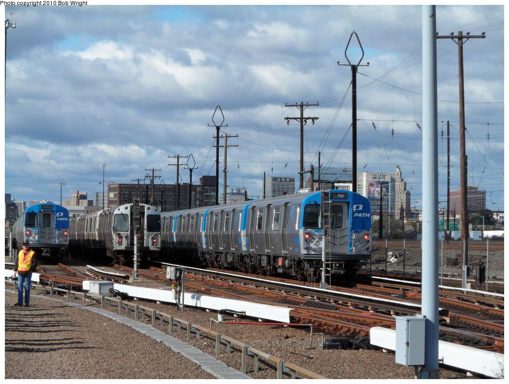 (286k, 1044x788)<br><b>Country:</b> United States<br><b>City:</b> Harrison, NJ<br><b>System:</b> PATH<br><b>Location:</b> Harrison Yard/Shop <br><b>Car:</b> PATH PA-5 (Kawasaki, 2009-2011) 5682 <br><b>Photo by:</b> Bob Wright<br><b>Date:</b> 10/16/2010<br><b>Viewed (this week/total):</b> 0 / 1016