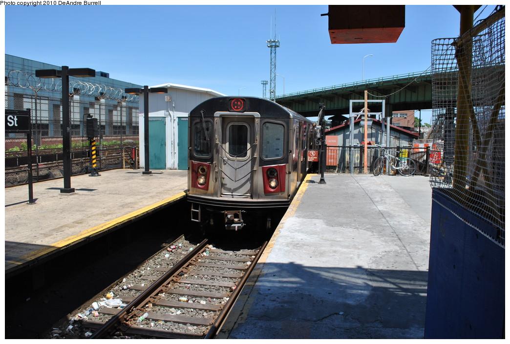 (287k, 1044x705)<br><b>Country:</b> United States<br><b>City:</b> New York<br><b>System:</b> New York City Transit<br><b>Line:</b> IRT White Plains Road Line<br><b>Location:</b> East 180th Street <br><b>Route:</b> 2<br><b>Car:</b> R-142 (Primary Order, Bombardier, 1999-2002)  6301 <br><b>Photo by:</b> DeAndre Burrell<br><b>Date:</b> 5/30/2010<br><b>Viewed (this week/total):</b> 0 / 1328