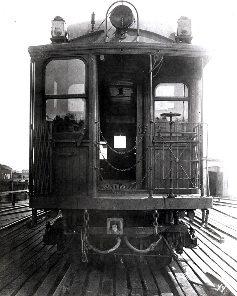 (220k, 818x1024)<br><b>Country:</b> United States<br><b>City:</b> New York<br><b>System:</b> New York City Transit<br><b>Location:</b> East New York Yard/Shops<br><b>Car:</b>  516 <br><b>Collection of:</b> George Conrad Collection<br><b>Date:</b> 1903<br><b>Viewed (this week/total):</b> 0 / 482