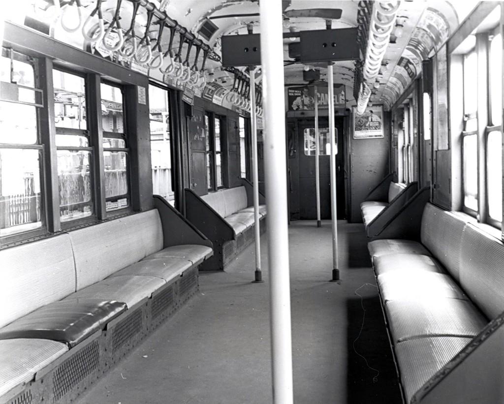 (197k, 1024x821)<br><b>Country:</b> United States<br><b>City:</b> New York<br><b>System:</b> New York City Transit<br><b>Car:</b> Low-V Worlds Fair 5672 <br><b>Collection of:</b> George Conrad Collection<br><b>Date:</b> 4/21/1963<br><b>Viewed (this week/total):</b> 1 / 2874