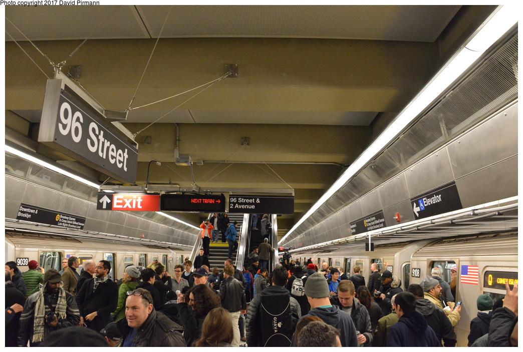 (322k, 1044x703)<br><b>Country:</b> United States<br><b>City:</b> New York<br><b>System:</b> New York City Transit<br><b>Line:</b> 2nd Avenue Subway<br><b>Location:</b> 96th Street <br><b>Photo by:</b> David Pirmann<br><b>Date:</b> 1/1/2017<br><b>Viewed (this week/total):</b> 0 / 794