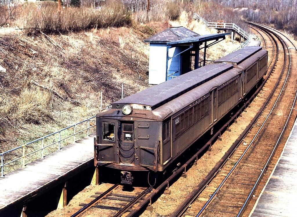 (387k, 1024x748)<br><b>Country:</b> United States<br><b>City:</b> New York<br><b>System:</b> New York City Transit<br><b>Line:</b> SIRT<br><b>Location:</b> Prince's Bay <br><b>Car:</b> SIRT ME-1 (Motor) 328 <br><b>Collection of:</b> George Conrad Collection<br><b>Date:</b> 3/22/1973<br><b>Viewed (this week/total):</b> 1 / 2153