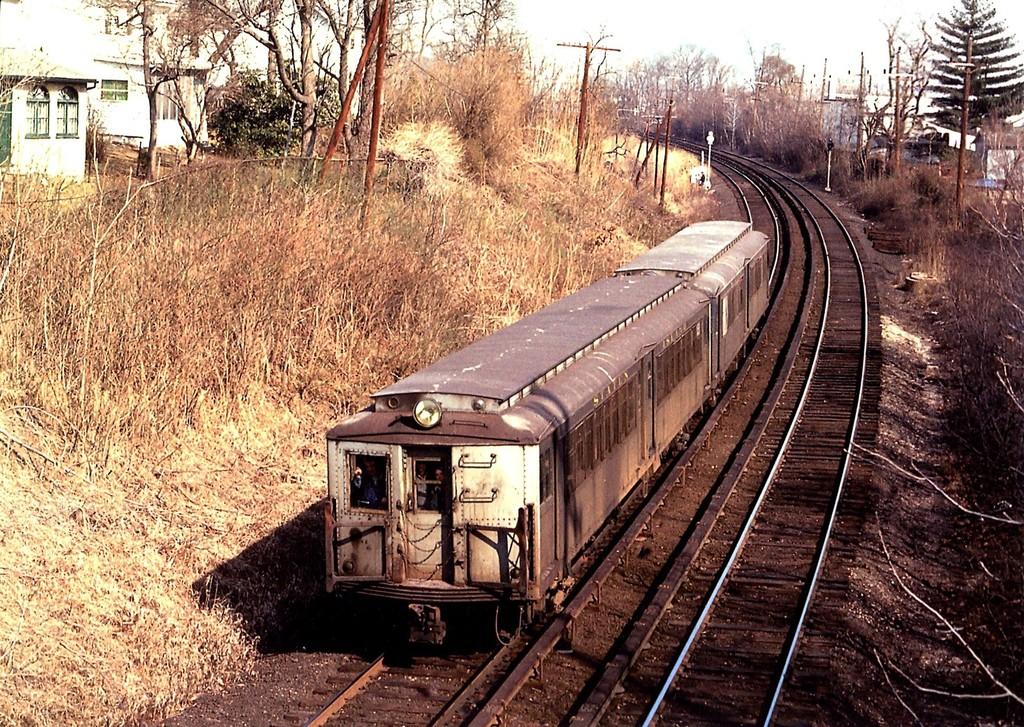(360k, 1024x727)<br><b>Country:</b> United States<br><b>City:</b> New York<br><b>System:</b> New York City Transit<br><b>Line:</b> SIRT<br><b>Location:</b> Great Kills <br><b>Car:</b> SIRT ME-1 (Motor) 388 <br><b>Collection of:</b> George Conrad Collection<br><b>Date:</b> 3/2/1973<br><b>Viewed (this week/total):</b> 0 / 2319