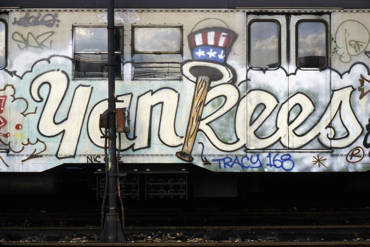 (416k, 1024x682)<br><b>Country:</b> United States<br><b>City:</b> New York<br><b>System:</b> New York City Transit<br><b>Location:</b> Rockaway Parkway (Canarsie) Yard<br><b>Car:</b> R-30 (St. Louis, 1961) 8504 <br><b>Collection of:</b> Collection of nycsubway.org <br><b>Notes:</b> 1980s<br><b>Viewed (this week/total):</b> 2 / 2972