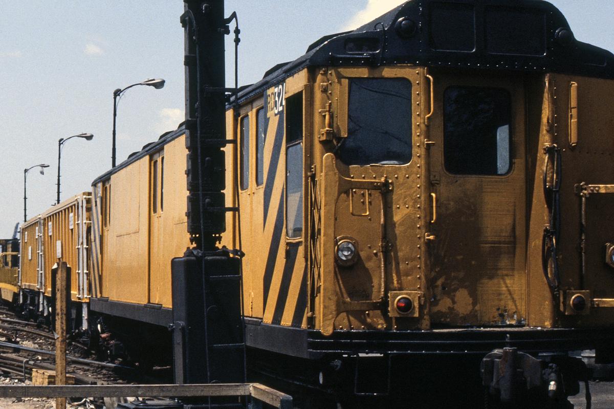 (254k, 1024x688)<br><b>Country:</b> United States<br><b>City:</b> New York<br><b>System:</b> New York City Transit<br><b>Location:</b> 36th Street Yard<br><b>Car:</b> R-71 Rider Car (R-17/R-21/R-22 Rebuilds)  RD324 <br><b>Collection of:</b> Collection of nycsubway.org <br><b>Notes:</b> 1980s<br><b>Viewed (this week/total):</b> 0 / 978