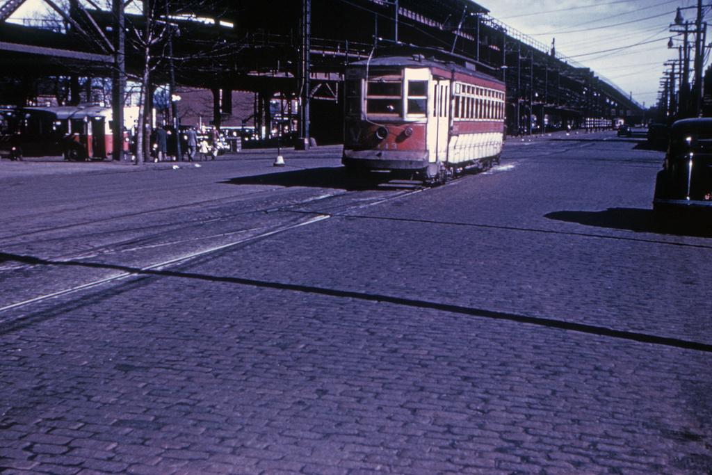 (368k, 1024x683)<br><b>Country:</b> United States<br><b>System:</b> Third Avenue Railway System (TARS)<br><b>Route:</b> Rt V<br><b>Car:</b> TARS 1143 <br><b>Collection of:</b> David Pirmann<br><b>Notes:</b> Gun Hill Road<br><b>Viewed (this week/total):</b> 1 / 414