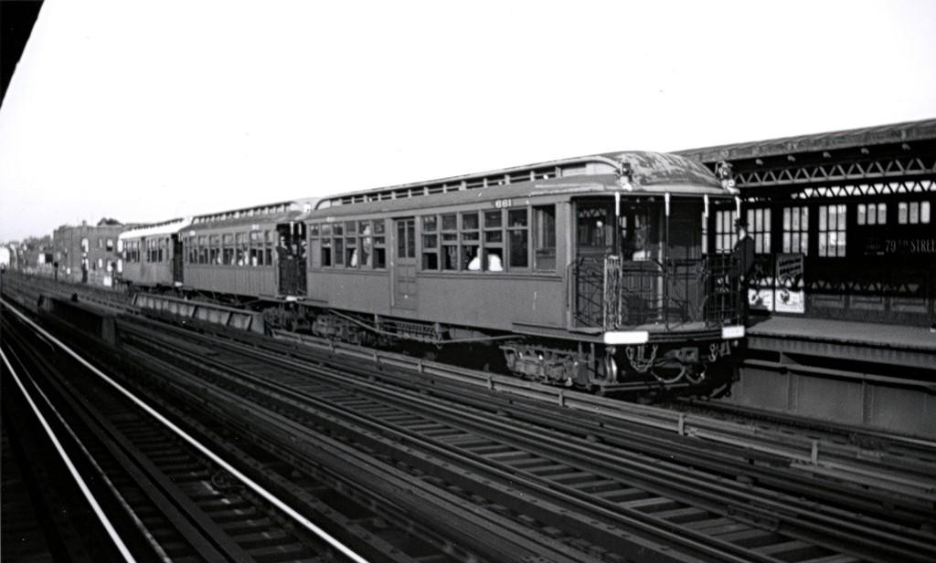 (121k, 1024x617)<br><b>Country:</b> United States<br><b>City:</b> New York<br><b>System:</b> New York City Transit<br><b>Line:</b> BMT West End Line<br><b>Location:</b> 79th Street <br><b>Route:</b> Fan Trip<br><b>Car:</b> BMT Elevated Gate Car 202/661 <br><b>Viewed (this week/total):</b> 1 / 1026