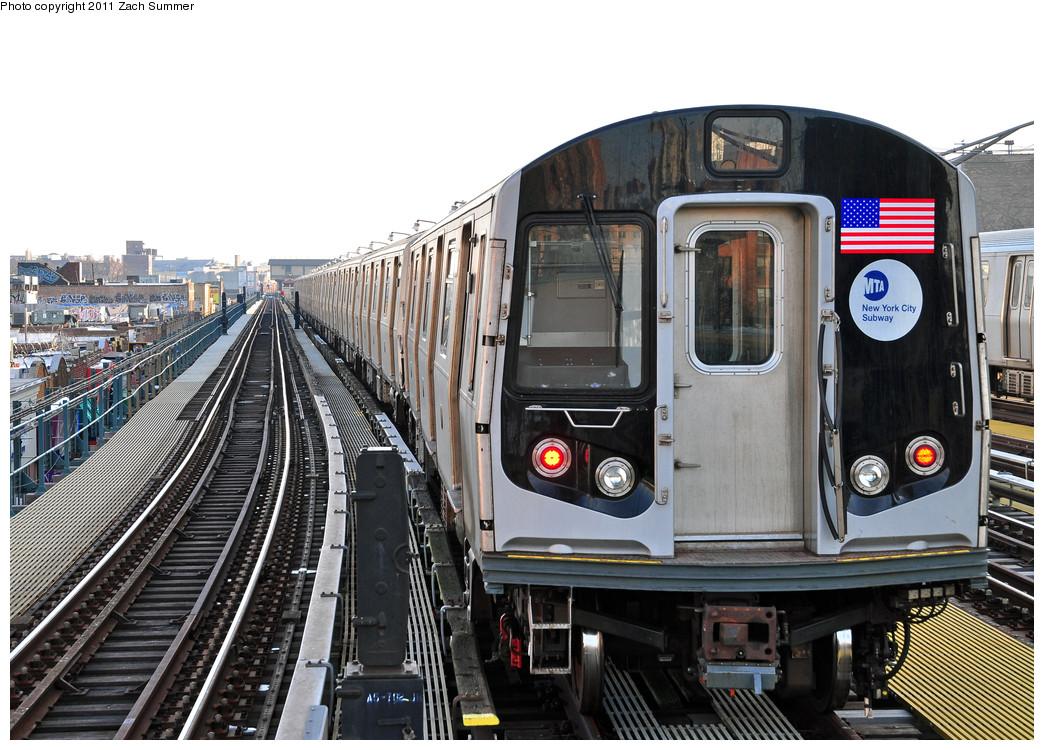 (291k, 1044x750)<br><b>Country:</b> United States<br><b>City:</b> New York<br><b>System:</b> New York City Transit<br><b>Line:</b> BMT Brighton Line<br><b>Location:</b> Ocean Parkway <br><b>Route:</b> Layup<br><b>Car:</b> R-160B (Option 1) (Kawasaki, 2008-2009)  9078 <br><b>Photo by:</b> Zach Summer<br><b>Date:</b> 1/1/2011<br><b>Viewed (this week/total):</b> 1 / 1054