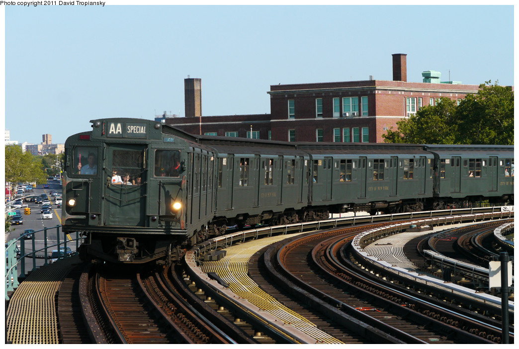 (282k, 1044x702)<br><b>Country:</b> United States<br><b>City:</b> New York<br><b>System:</b> New York City Transit<br><b>Line:</b> BMT West End Line<br><b>Location:</b> 25th Avenue <br><b>Route:</b> Fan Trip<br><b>Car:</b> R-6-1 (Pressed Steel, 1936)  1300 <br><b>Photo by:</b> David Tropiansky<br><b>Date:</b> 7/31/2010<br><b>Viewed (this week/total):</b> 2 / 1317