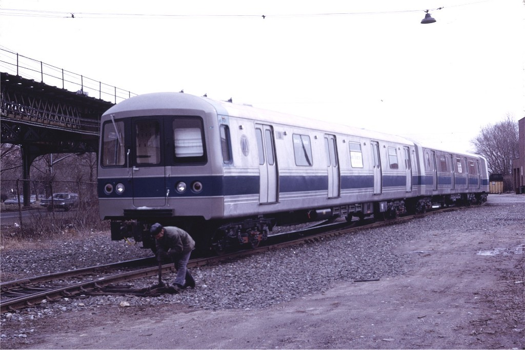 (167k, 1024x682)<br><b>Country:</b> United States<br><b>City:</b> New York<br><b>System:</b> New York City Transit<br><b>Location:</b> Coney Island Yard<br><b>Car:</b> R-44 (St. Louis, 1971-73) 138 <br><b>Photo by:</b> Doug Grotjahn<br><b>Collection of:</b> Joe Testagrose<br><b>Date:</b> 3/5/1972<br><b>Viewed (this week/total):</b> 0 / 1100