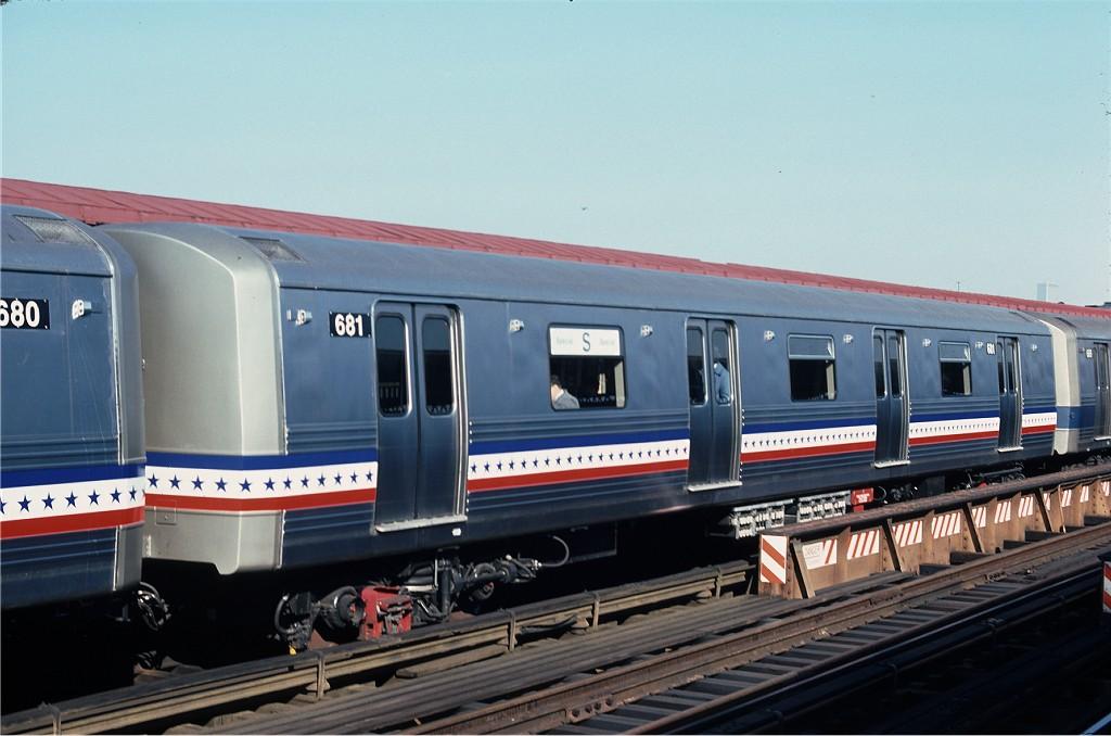 (156k, 1024x678)<br><b>Country:</b> United States<br><b>City:</b> New York<br><b>System:</b> New York City Transit<br><b>Line:</b> BMT West End Line<br><b>Location:</b> 50th Street <br><b>Route:</b> Fan Trip<br><b>Car:</b> R-46 (Pullman-Standard, 1974-75) 681 <br><b>Photo by:</b> Ed McKernan<br><b>Collection of:</b> Joe Testagrose<br><b>Date:</b> 2/26/1977<br><b>Viewed (this week/total):</b> 2 / 2108