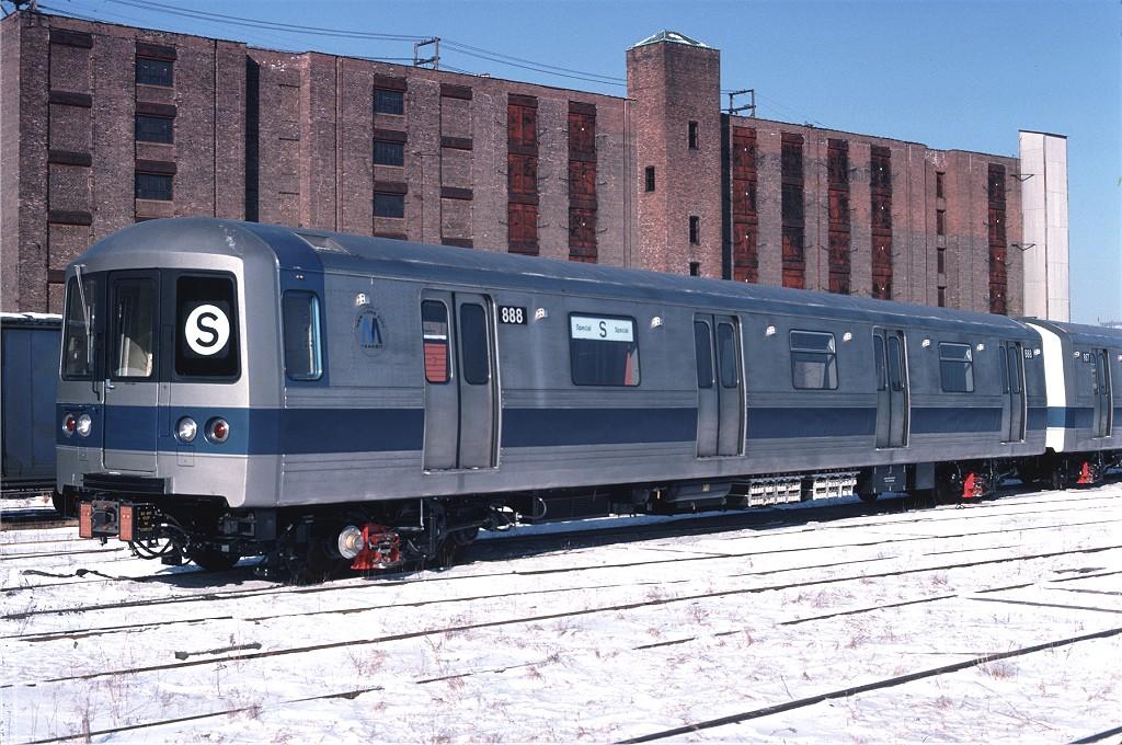 (240k, 1024x680)<br><b>Country:</b> United States<br><b>City:</b> New York<br><b>System:</b> New York City Transit<br><b>Location:</b> 1st Ave/50th St<br><b>Car:</b> R-46 (Pullman-Standard, 1974-75) 888 <br><b>Photo by:</b> Ed McKernan<br><b>Collection of:</b> Joe Testagrose<br><b>Date:</b> 12/30/1976<br><b>Viewed (this week/total):</b> 0 / 920