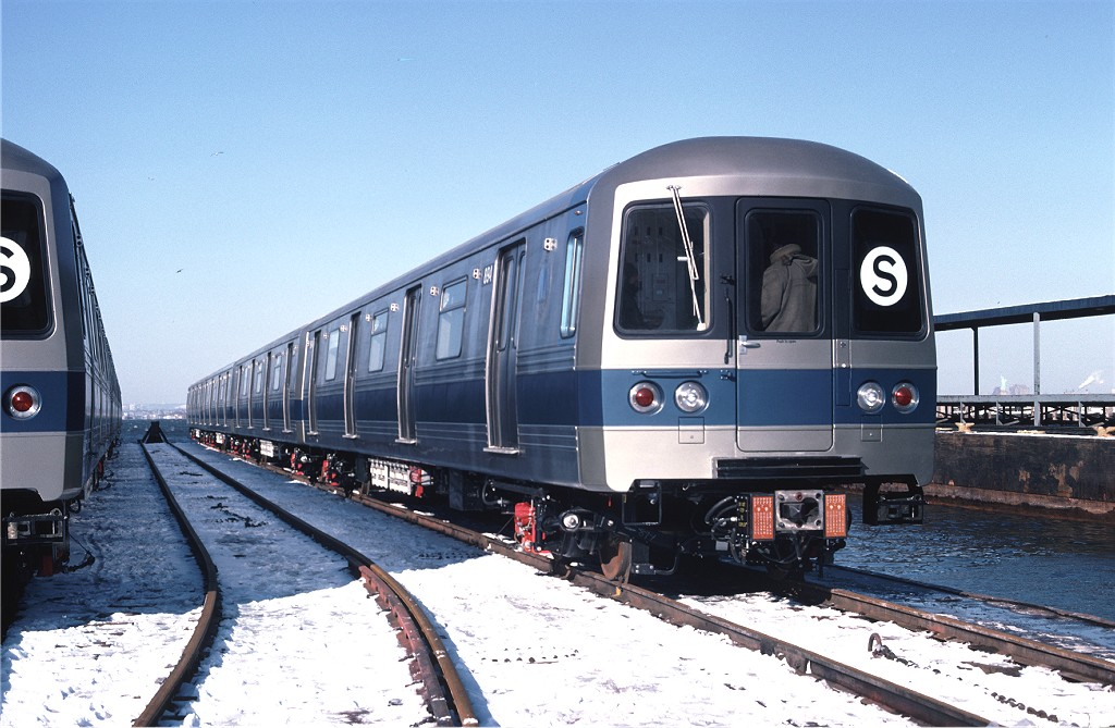 (190k, 1024x669)<br><b>Country:</b> United States<br><b>City:</b> New York<br><b>System:</b> New York City Transit<br><b>Line:</b> South Brooklyn Railway<br><b>Location:</b> SBK Yard (2nd Ave at 38th St.) (SBK)<br><b>Car:</b> R-46 (Pullman-Standard, 1974-75) 894 <br><b>Photo by:</b> Ed McKernan<br><b>Collection of:</b> Joe Testagrose<br><b>Date:</b> 12/30/1976<br><b>Notes:</b> Carfloat<br><b>Viewed (this week/total):</b> 1 / 1071