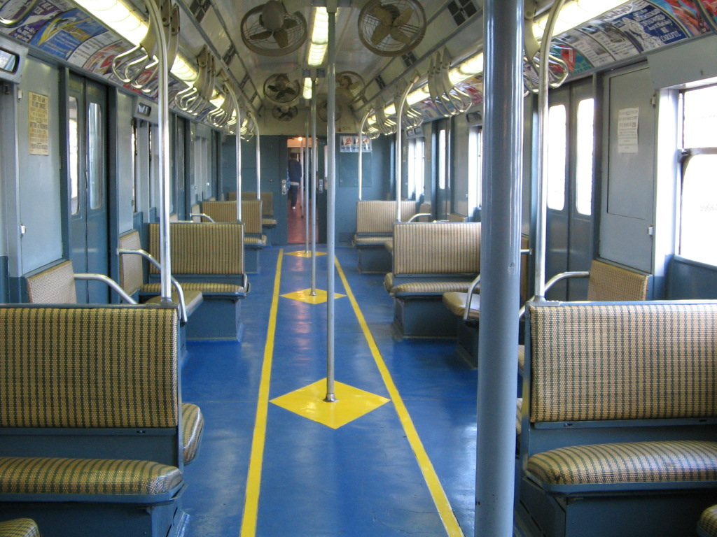 (289k, 1024x768)<br><b>Country:</b> United States<br><b>City:</b> New York<br><b>System:</b> New York City Transit<br><b>Route:</b> Fan Trip<br><b>Car:</b> R-7A (Pullman, 1938)  1575 <br><b>Photo by:</b> Jose Martinez<br><b>Date:</b> 1/1/2005<br><b>Viewed (this week/total):</b> 1 / 2273
