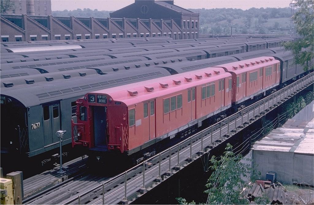 (219k, 1024x670)<br><b>Country:</b> United States<br><b>City:</b> New York<br><b>System:</b> New York City Transit<br><b>Location:</b> 240th Street Yard<br><b>Car:</b> R-12 (American Car & Foundry, 1948) 5795 <br><b>Photo by:</b> Joe Testagrose<br><b>Date:</b> 5/23/1965<br><b>Viewed (this week/total):</b> 1 / 6510