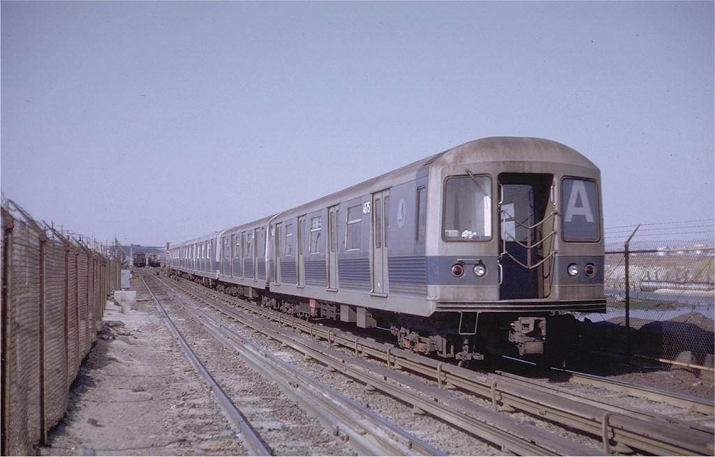 (166k, 1024x655)<br><b>Country:</b> United States<br><b>City:</b> New York<br><b>System:</b> New York City Transit<br><b>Line:</b> IND Rockaway<br><b>Location:</b> North Channel Bridge <br><b>Route:</b> A<br><b>Car:</b> R-42 (St. Louis, 1969-1970)  4675 <br><b>Photo by:</b> Steve Zabel<br><b>Collection of:</b> Joe Testagrose<br><b>Date:</b> 3/25/1972<br><b>Viewed (this week/total):</b> 1 / 3580
