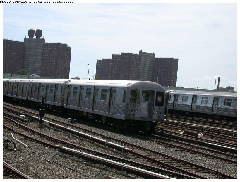 (125k, 820x620)<br><b>Country:</b> United States<br><b>City:</b> New York<br><b>System:</b> New York City Transit<br><b>Location:</b> Coney Island Yard<br><b>Car:</b> R-42 (St. Louis, 1969-1970)  4719 <br><b>Photo by:</b> Joe Testagrose<br><b>Date:</b> 9/22/2002<br><b>Viewed (this week/total):</b> 0 / 2830