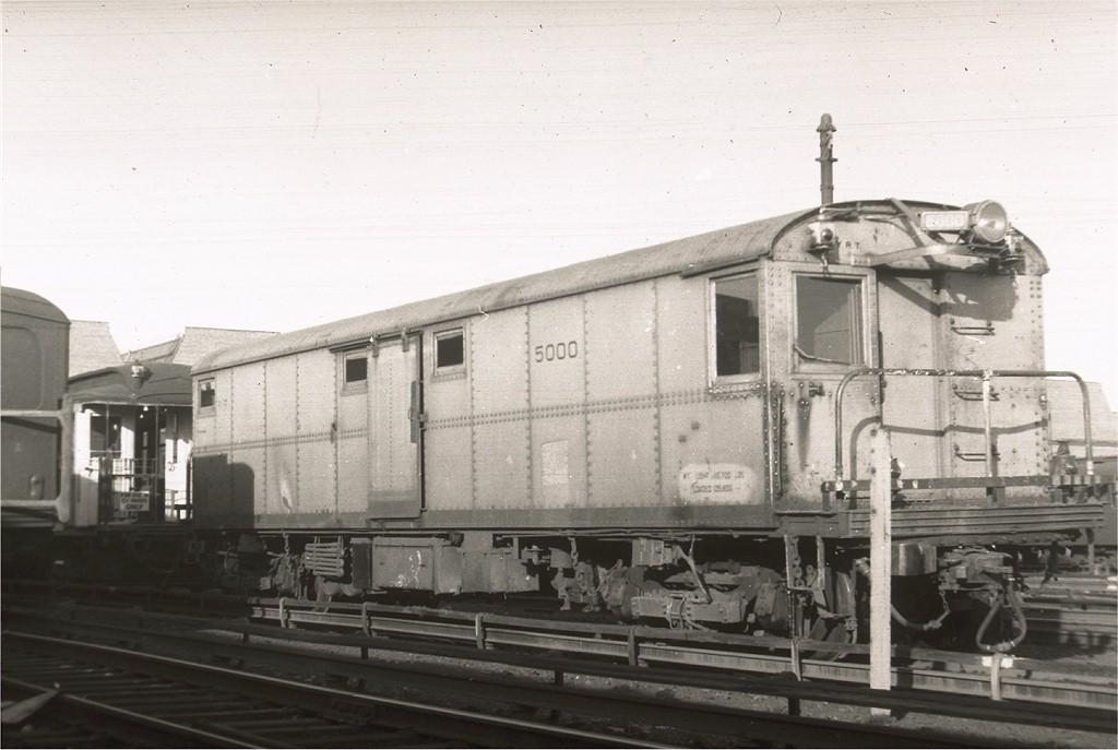 (156k, 1024x687)<br><b>Country:</b> United States<br><b>City:</b> New York<br><b>System:</b> New York City Transit<br><b>Location:</b> Coney Island Yard<br><b>Car:</b> Tool Welding Car (ACF, 1918)  5000 <br><b>Collection of:</b> Joe Testagrose<br><b>Viewed (this week/total):</b> 3 / 3467