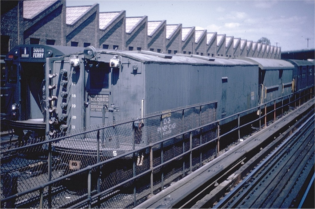 (247k, 1024x681)<br><b>Country:</b> United States<br><b>City:</b> New York<br><b>System:</b> New York City Transit<br><b>Location:</b> East 180th Street Yard<br><b>Car:</b> Pump Car 20126 <br><b>Collection of:</b> Joe Testagrose<br><b>Viewed (this week/total):</b> 5 / 5021