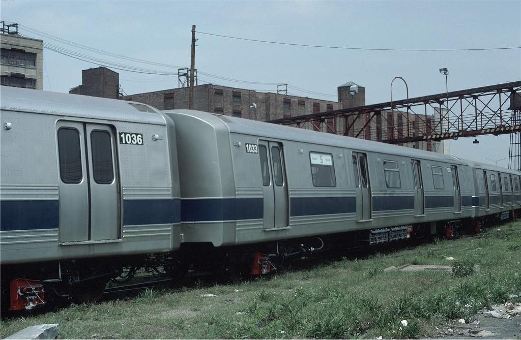 (190k, 1024x669)<br><b>Country:</b> United States<br><b>City:</b> New York<br><b>System:</b> New York City Transit<br><b>Location:</b> 1st Ave/50th St<br><b>Car:</b> R-46 (Pullman-Standard, 1974-75) 1033 <br><b>Collection of:</b> Joe Testagrose<br><b>Date:</b> 5/21/1977<br><b>Viewed (this week/total):</b> 2 / 577