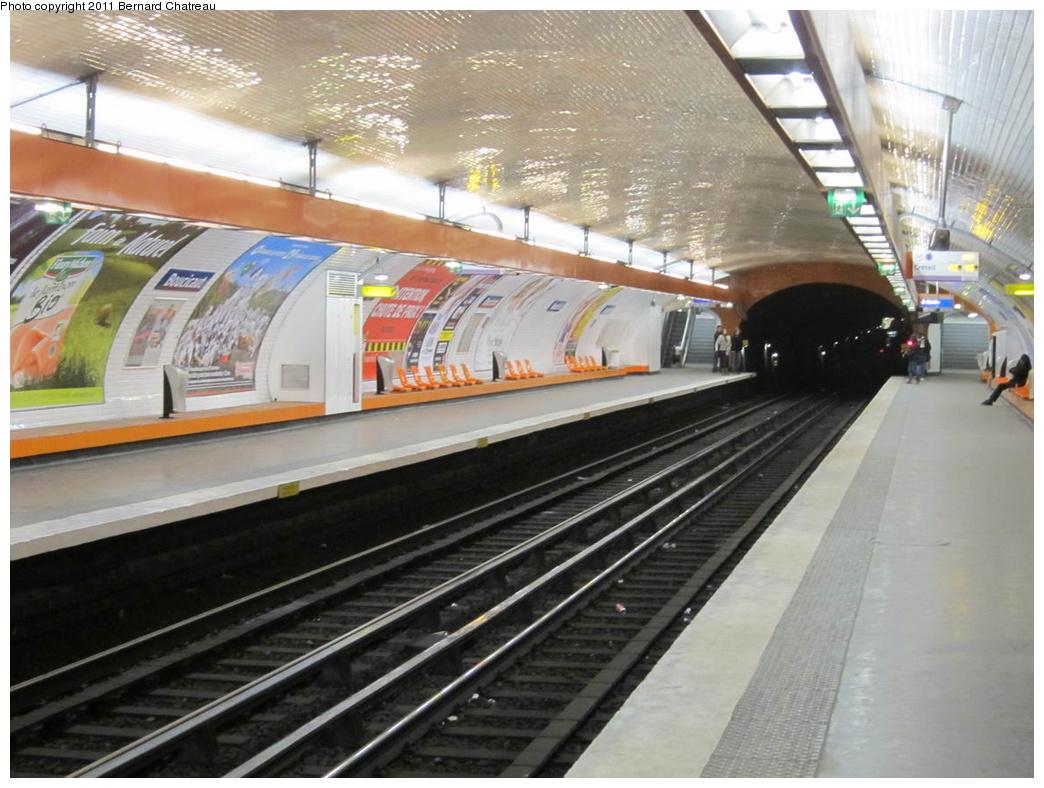 (297k, 1044x788)<br><b>Country:</b> France<br><b>City:</b> Paris<br><b>System:</b> RATP (Régie Autonome des Transports Parisiens)<br><b>Line:</b> Metro Ligne 8<br><b>Location:</b> Boucicaut<br><b>Photo by:</b> Bernard Chatreau<br><b>Date:</b> 1/28/2010<br><b>Viewed (this week/total):</b> 0 / 347