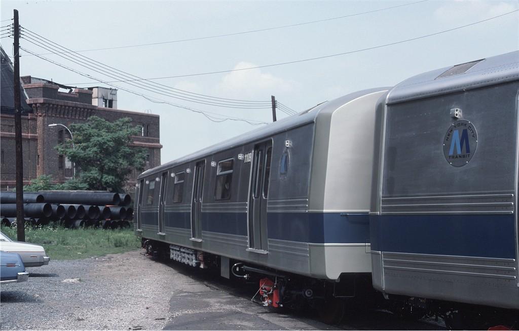 (148k, 1024x654)<br><b>Country:</b> United States<br><b>City:</b> New York<br><b>System:</b> New York City Transit<br><b>Location:</b> 1st Ave/50th St<br><b>Car:</b> R-46 (Pullman-Standard, 1974-75) 1119 <br><b>Photo by:</b> Ed McKernan<br><b>Collection of:</b> Joe Testagrose<br><b>Date:</b> 8/9/1977<br><b>Viewed (this week/total):</b> 1 / 655