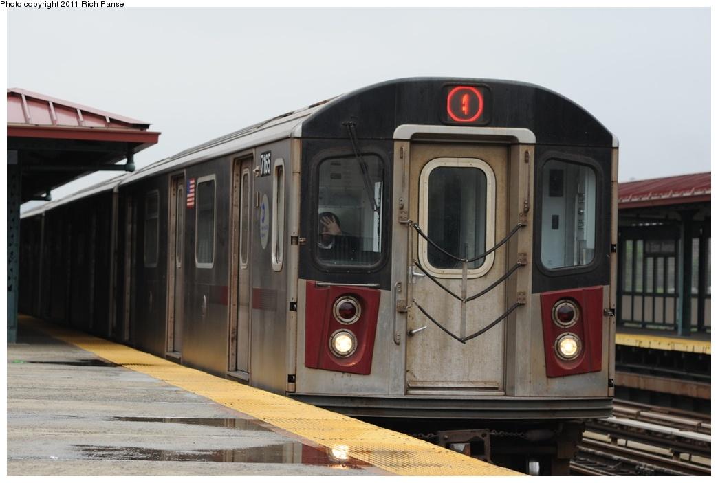 (193k, 1044x703)<br><b>Country:</b> United States<br><b>City:</b> New York<br><b>System:</b> New York City Transit<br><b>Line:</b> IRT Woodlawn Line<br><b>Location:</b> Mt. Eden Avenue <br><b>Route:</b> 4<br><b>Car:</b> R-142 (Option Order, Bombardier, 2002-2003)  7165 <br><b>Photo by:</b> Richard Panse<br><b>Date:</b> 5/22/2011<br><b>Viewed (this week/total):</b> 7 / 1082
