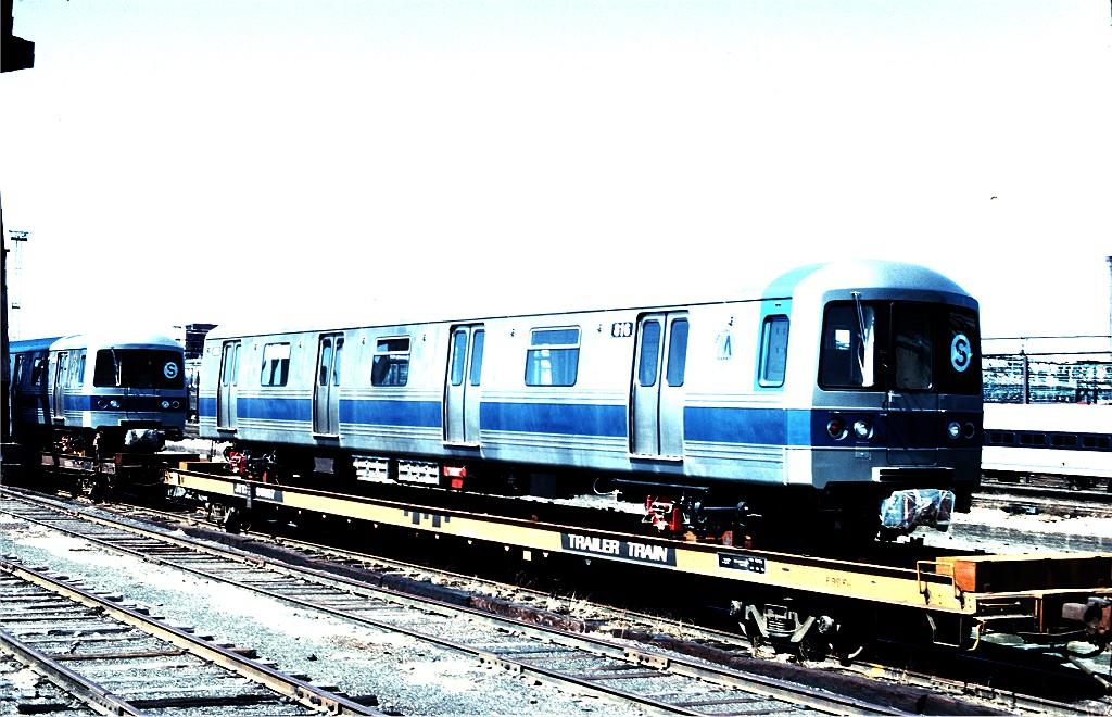 (209k, 1024x660)<br><b>Country:</b> United States<br><b>City:</b> Hoboken, NJ<br><b>System:</b> New York City Transit<br><b>Location:</b> Hoboken Yard <br><b>Car:</b> R-46 (Pullman-Standard, 1974-75) 816 <br><b>Photo by:</b> Ed McKernan<br><b>Collection of:</b> Joe Testagrose<br><b>Date:</b> 3/17/1977<br><b>Viewed (this week/total):</b> 0 / 552