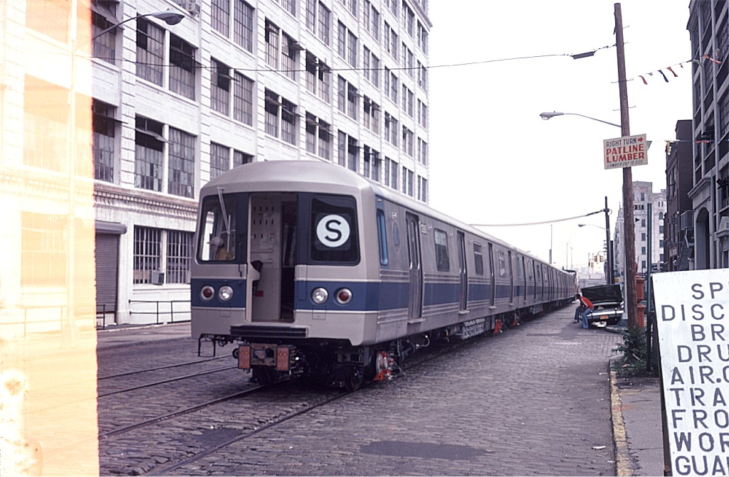 (192k, 1024x671)<br><b>Country:</b> United States<br><b>City:</b> New York<br><b>System:</b> New York City Transit<br><b>Line:</b> South Brooklyn Railway<br><b>Location:</b> Bush Terminal - 2nd Ave & 41st (BTRR)<br><b>Car:</b> R-46 (Pullman-Standard, 1974-75) 1260 <br><b>Photo by:</b> Steve Zabel<br><b>Collection of:</b> Joe Testagrose<br><b>Date:</b> 6/27/1977<br><b>Viewed (this week/total):</b> 0 / 1012