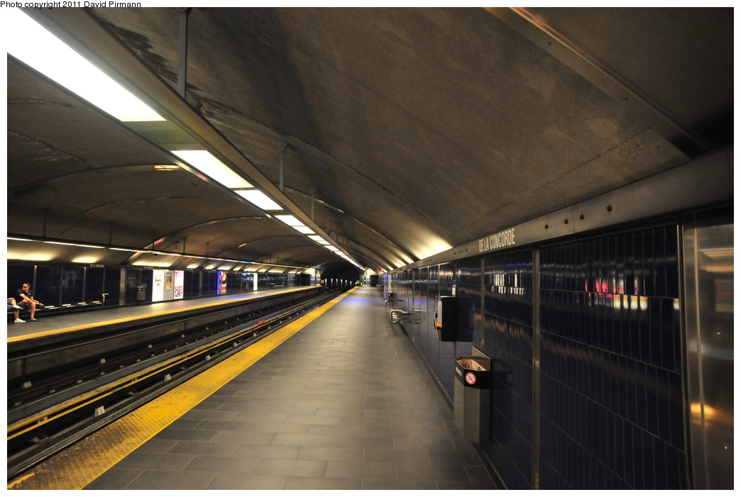 (301k, 1044x701)<br><b>Country:</b> Canada<br><b>City:</b> Montréal, Québec<br><b>System:</b> STM-Metro<br><b>Line:</b> STM Orange Line <br><b>Location:</b> De La Concorde <br><b>Photo by:</b> David Pirmann<br><b>Date:</b> 7/2/2011<br><b>Viewed (this week/total):</b> 3 / 333