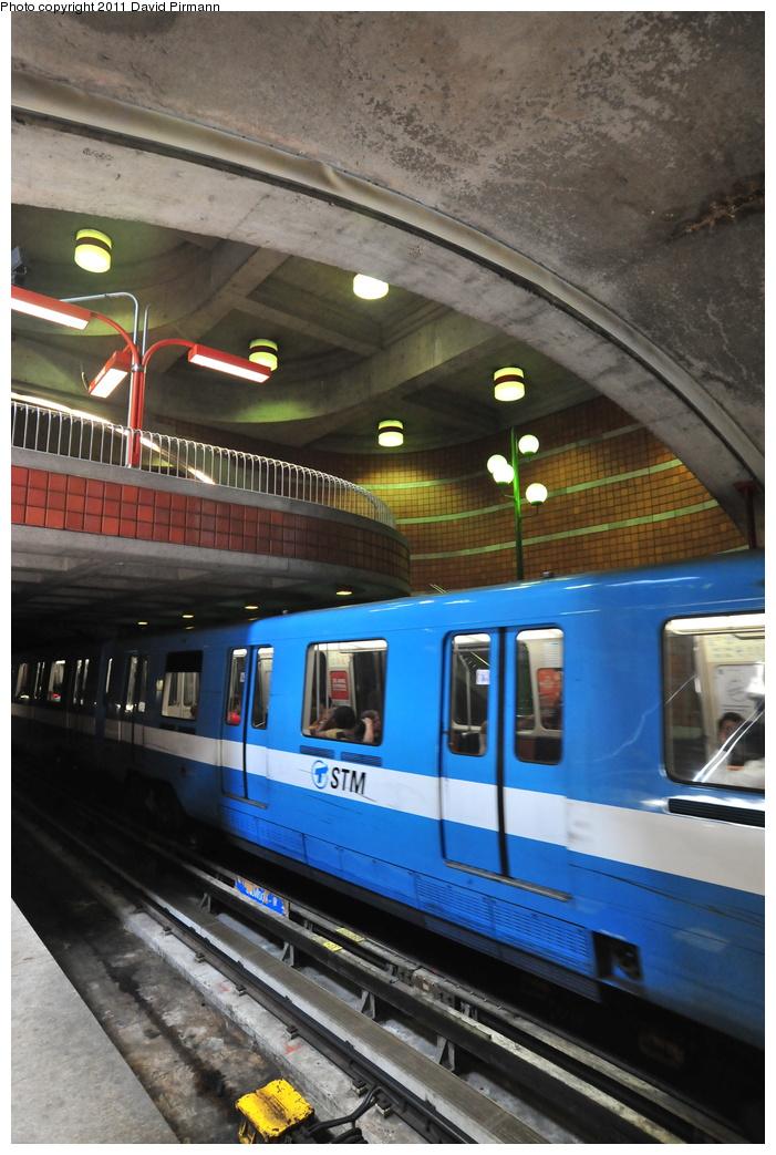(349k, 701x1043)<br><b>Country:</b> Canada<br><b>City:</b> Montréal, Québec<br><b>System:</b> STM-Metro<br><b>Line:</b> STM Blue Line <br><b>Location:</b> Outremont <br><b>Photo by:</b> David Pirmann<br><b>Date:</b> 7/2/2011<br><b>Viewed (this week/total):</b> 0 / 343