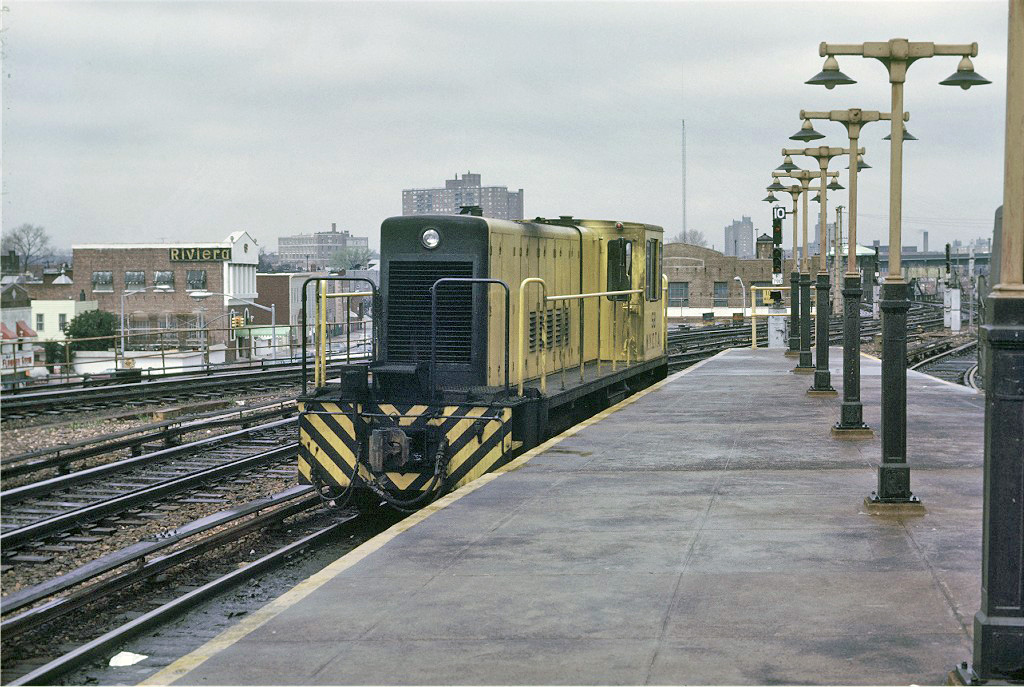 (301k, 1024x687)<br><b>Country:</b> United States<br><b>City:</b> New York<br><b>System:</b> New York City Transit<br><b>Location:</b> Coney Island/Stillwell Avenue<br><b>Route:</b> Work Service<br><b>Car:</b> R-41 Locomotive  57 <br><b>Photo by:</b> Joe Testagrose<br><b>Date:</b> 4/19/1969<br><b>Viewed (this week/total):</b> 1 / 828