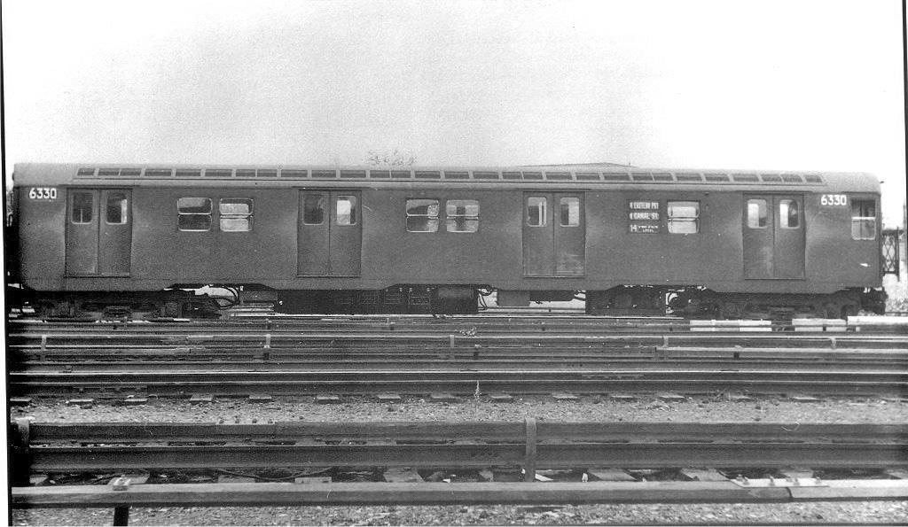 (209k, 1024x595)<br><b>Country:</b> United States<br><b>City:</b> New York<br><b>System:</b> New York City Transit<br><b>Location:</b> Coney Island Yard<br><b>Car:</b> R-16 (American Car & Foundry, 1955) 6300 <br><b>Collection of:</b> Joe Testagrose<br><b>Viewed (this week/total):</b> 0 / 931