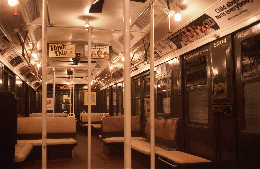 (182k, 1024x669)<br><b>Country:</b> United States<br><b>City:</b> New York<br><b>System:</b> New York City Transit<br><b>Location:</b> New York Transit Museum<br><b>Car:</b> BMT A/B-Type Standard 2204 <br><b>Photo by:</b> Doug Grotjahn<br><b>Collection of:</b> Joe Testagrose<br><b>Date:</b> 10/10/1976<br><b>Viewed (this week/total):</b> 0 / 1303